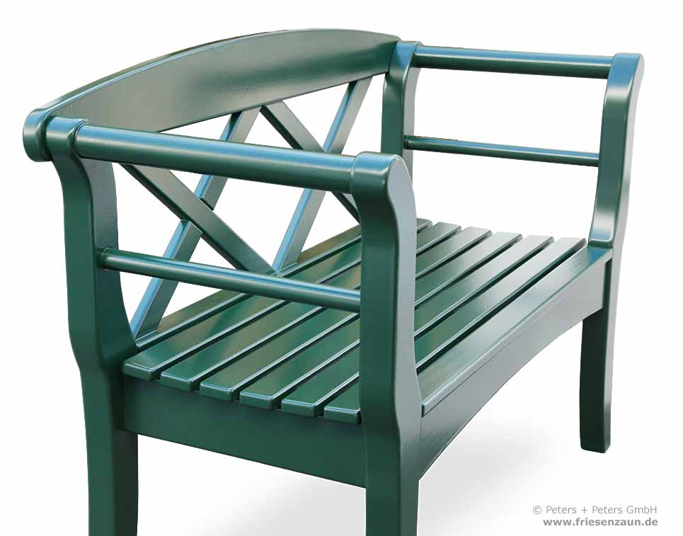 premium gartenbank hartholz natur ge lt oder wei lackiert. Black Bedroom Furniture Sets. Home Design Ideas