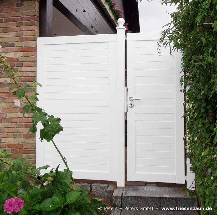 Sichtschutz Aus Wpc Weiss : Sichtschutz am Haus und im Garten von BEGO ...