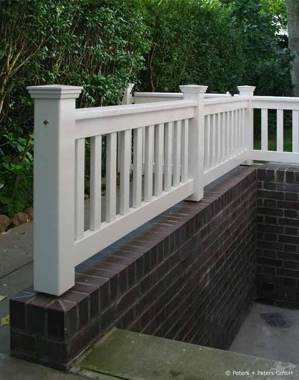 Garten Terrasse Treppe Holz Bankirai terrasse mit