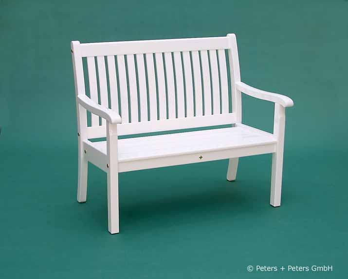 friesenbank sylter gartenbank wei e friesenb nke mit. Black Bedroom Furniture Sets. Home Design Ideas