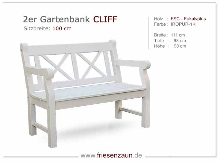 gartenbank 90 cm bestseller shop mit top marken. Black Bedroom Furniture Sets. Home Design Ideas