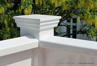 anspruchsvolle gel nder f r balkon terrasse. Black Bedroom Furniture Sets. Home Design Ideas