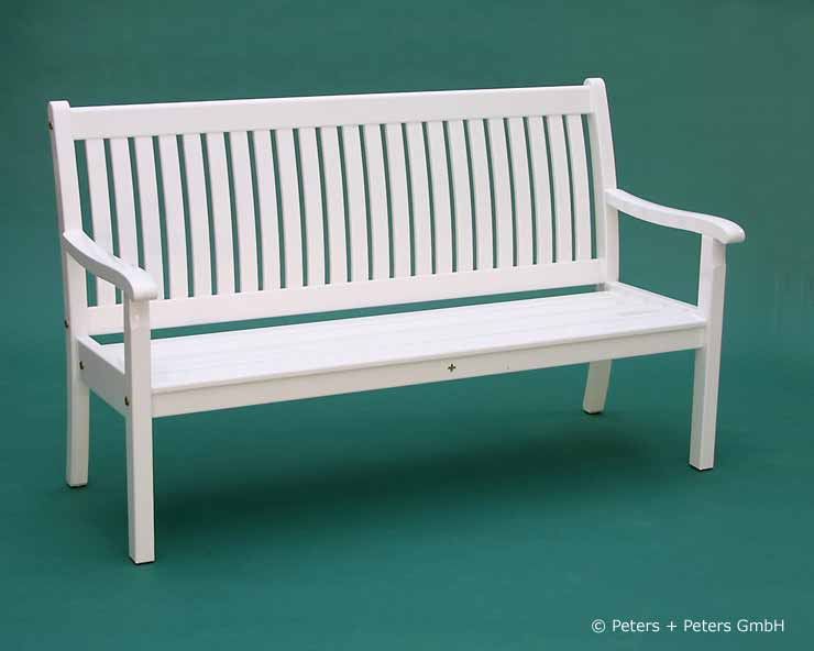 Phenomenal Wooden Garden Benches And Garden Furniture Painted White In Ncnpc Chair Design For Home Ncnpcorg