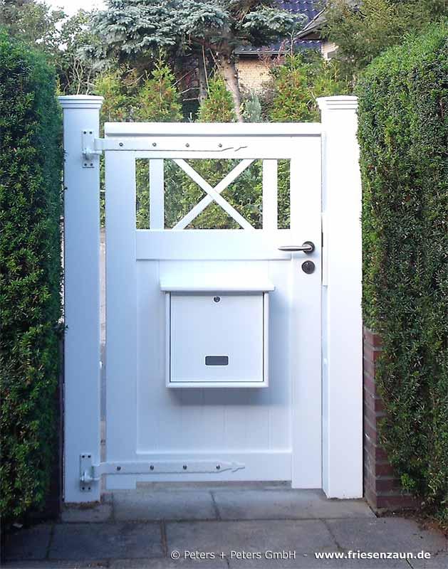 Anspruchsvolle Sichtschutztore + Hoftore - 25 Jahre Garantie ...