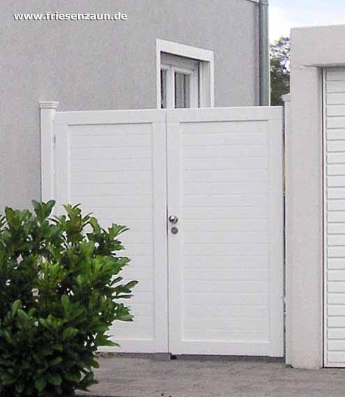 Sehr Anspruchsvolle Sichtschutztore + Hoftore - 25 Jahre Garantie ZD35